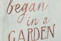 Gardens / by shirley Behm