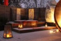 Hot Tubs & Saunas / Northern Lights Hot Tubs and saunas, manufacturer of the finest cedar hot tubs and saunas.