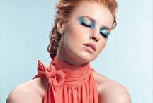 INGLOT BEAUTIES / My make up!! Creative director and makeup artist