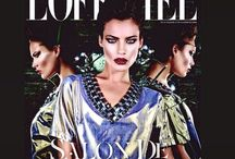 L'officiel HELLAS / My make up and hair