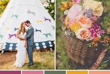 Festivals wedding flowers
