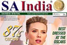 SAINDIA MAGAZINE / SAIndia Magazine, Celebs, Fashion, Entertainment, Gossip and much more...