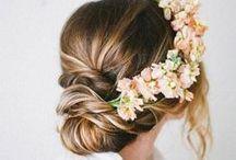 {Weddings} Hair