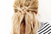 Beach hair styles / The sexiest beach hairdos for your summer vacation , get your Flawless-V look inspiration here