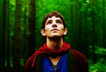 Merlin / In a land of myth and a time of magic, the destiny of a great kingdom rests on the shoulder of a young man his name... MERLIN / by Summer Popun