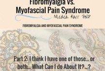 Fibromyalgia and chronic myofascial pain resources and support / Resources for people suffering from fibromyalgia or myofascial pain syndrome or both.