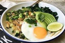 Healthy Dinner Ideas / Ideas and links to healthy recipes for dinner