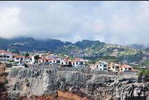 Madère (Madeira) / L'île de Madère (Madeira) au Portugal, road-trip et paysages de Funchal.