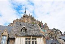Normandie / Divers photographies de mes séjours en Basse et Haute Normandie