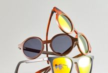 SideRoot / Wood Eyewear Collection by SideRoot