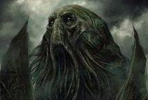 HP Lovecraft ❤