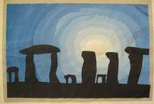 ▽ Stonehenge ▽