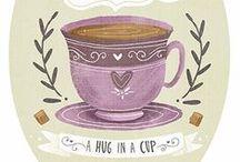 tea is always a good idea -