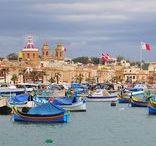 Malte / Photographies de Malte, La Valette, Grotte Bleue, Gozo et autres beautés de l'île.