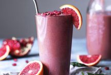 Drinks -  Smoothies, Teas, Juices & more / Smoothies, teas, hot chocolates, juices, but mostly smoothies. Vegan, gluten free, refined sugar free recipes with the occasional sneaky cocktail. ;)