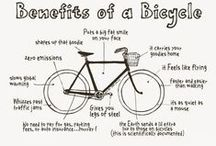 Cycling For Health / Tips to make sure you're staying fit and healthy.Even with all of these health benefits to cycling, some of us may ride them just for fun. Why do you ride a bike?