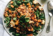 Meat free meals / Vegetarian food