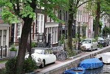 Amsterdam / Photographies d'Amsterdam, ses canaux, ses bonnes adresses.