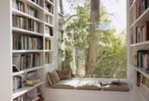 a nook, a nook for reading books / by Camille Coe