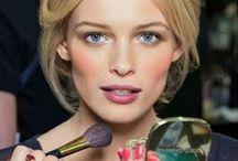 beauty enhancing / make up stuffs  / by Becky Darrow