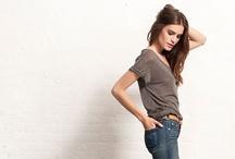 Jeans and Tee kinda girl