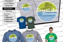 Spiritwear's Favorite T-Shirt Proofs / A selection of the team's favorite T-shirt Designs!