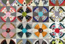 Quilting & Quilt Inspired / I love quilting.  It is a narrative rich with community history and the stories of women.