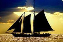 ::: Cool sailboats, boats & ships :::