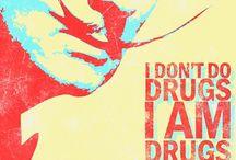 I am drugs... / Salvador Dali / by HEBEME