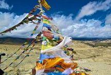tibet / by judith pedersen