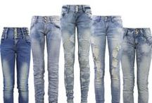 #Jeans & #Trousers / Latest trends on JEans trousers and everything you can wear on your legs.. ;)