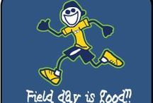 Field Day / Custom School Field Day Shirt Designs - Play hard and look cool doing it!