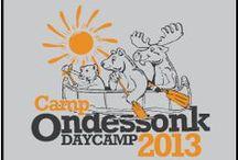 Camp T-shirt Designs