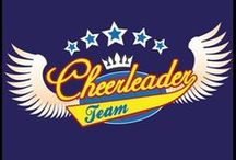 Cheerleading T-shirt Designs / Cheer apparel for all squad types!