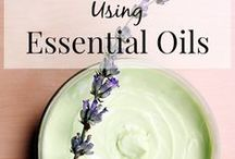 essential oils / by Kathy Puckett