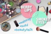 Talking Angela - Makeup & Beauty ♥ / Pretty, girly makeup for eyes, lips and everything else.