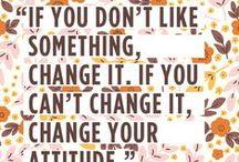 Quotes we love! Xoxo