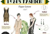 Roaring '20s / Products we offer and inspiring photos, art, memes, etc. from 1920s flapper era