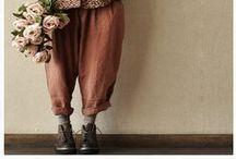 Kivoja vaatteita / Vaatteita jotka olisi unelmaista omistaa...