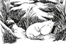 Iraqi's in Moominland / Celebrating the publication of Moominland Midwinter into the Arabic language, with copies being donated to Asylum Seekers in Finland, from both Iraq and Syria. Here we explore the themes and personalities involved with everything Moomin. We hope you enjoy and if this is your first introduction to  Moominmania we welcome your feedback!