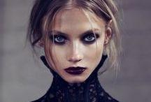 Fashion - Run Way - Make Up