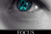 Ovarian Cancer it whispers... / Be aware...be vigilant...self advocate.  / by SallyO' Pinterest