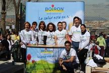 BOIRON con el deporte / Álbum de fotos de eventos o patrocinios deportivos donde BOIRON esta presente.