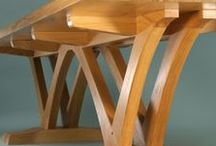 Nick Thwaites / Devon-based designer-maker of bespoke freestanding and fitted furniture, from jewellery boxes to kitchens.
