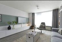 Verf inspiratie / Welk interieur je ook hebt en of je nu houdt van klassiek, trendy of modern. De Deco Home verfspecialist adviseert graag welke verf het meest geschikt is voor welke ondergrond en welke kwast of verfroller het meest geschikt is om de verf aan te brengen. www.decohomevanrossum.nl