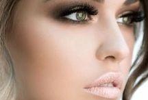 Gorgeous Makeup / by Kate St-Louis