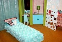 Barbie Doll House & Furniture  / by Jean Parks