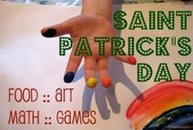 Saint Patrick's Day / Activities, crafts and more!