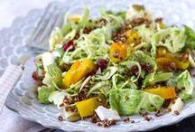 Quinoa op 1001 manieren / Recepten met quinoa. Van verrassend tot alledaags, van spannend tot super simpel.