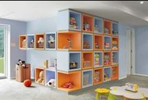 Kids Corner / Kid rooms and spaces